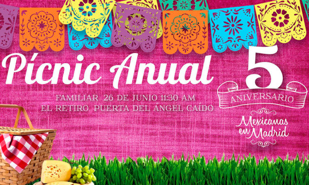 Picnic Mexicanas en Madrid