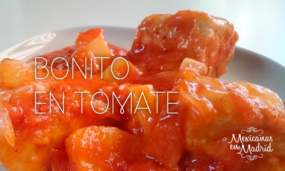 BONITO EN TOMATE