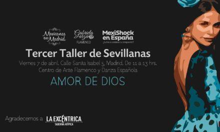 Tercer Taller de Sevillanas