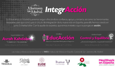 MexiShock: Charlas de IntegrAcción.