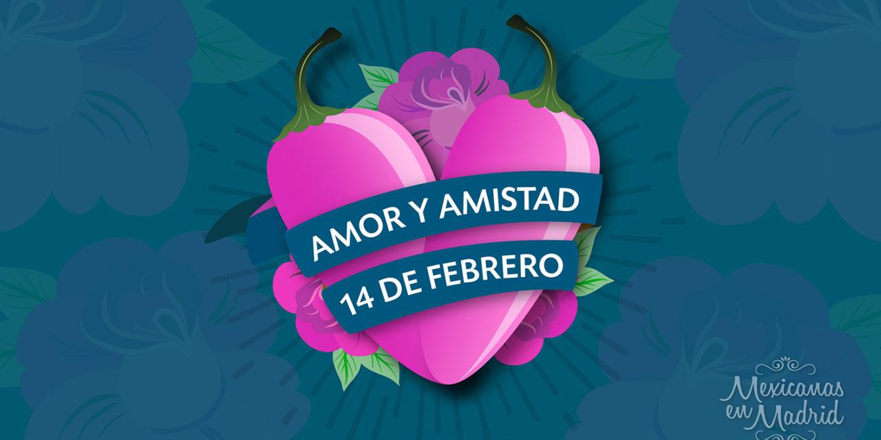 Ideas para un San Valentín muy mexicano.