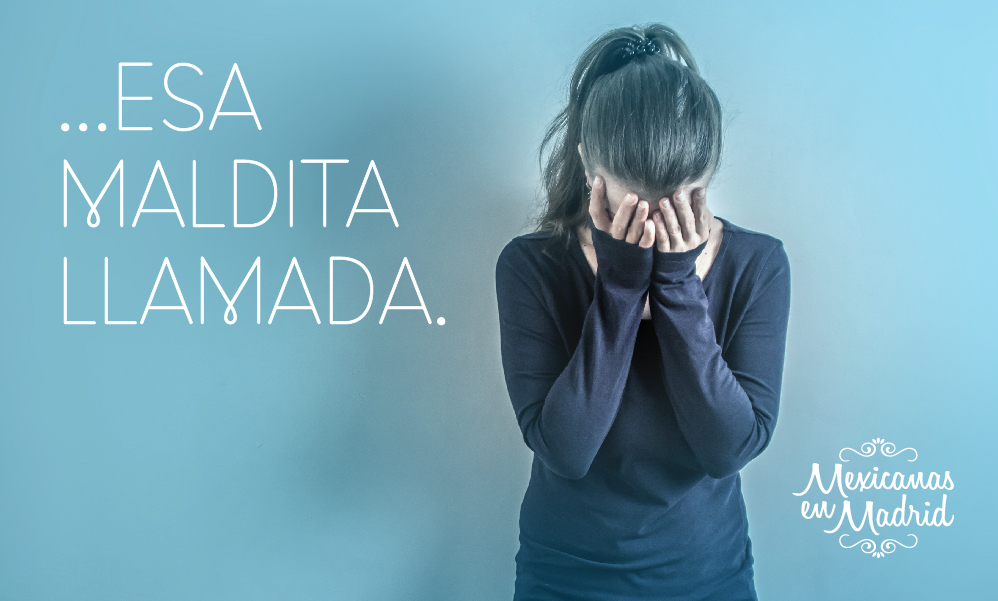ESA MALDITA LLAMADA.